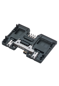 C&K Introduces CCM02-PCI Smart Card Connectors