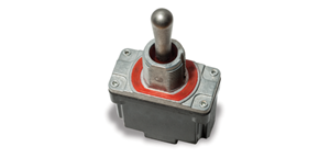 C&K Launches PT Series Sealed Power Toggle Switch