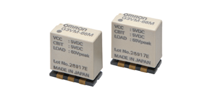 Omron introduces G3VM-66M, a 1 form C (SPDT) MOSFET Relay Module