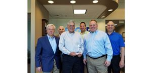 Sager Electronics Recognized as 2017 Distributor of the Year by RAFI