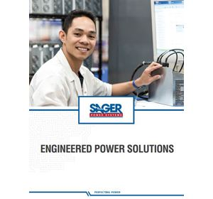 Sager Electronics Releases New Engineered Power Solutions Brochure