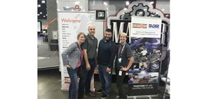 Sager Electronics Partners with Samtec and The Maker Mobile at the VEX Robotics World Championship