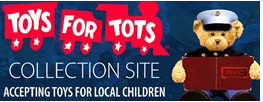 Sager's Annual Toys for Tots Drive