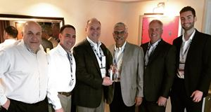 Abracon Recognizes Sager Electronics with 2016 Largest Growth Channel Partner Award