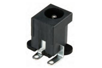 Kycon KLDVX-SMT-02-A-GP-TR DC Power Jacks