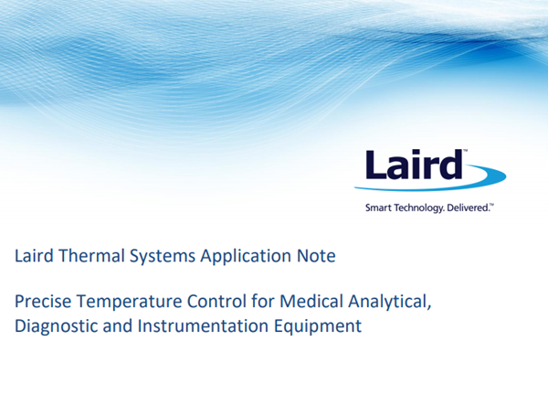 Precise Temperature Control for Medical Analytical, Diagnostic and