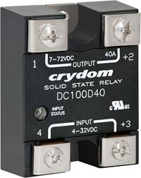 Crydom Solid State Relays in stock at Sager