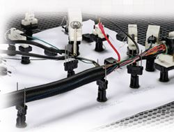 Distributor Sager Electronics offers Panduit's Quick-Build™ Harness