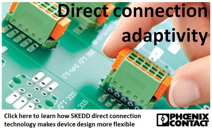 Phoenix Contact SKEDD Direct Connection Technology