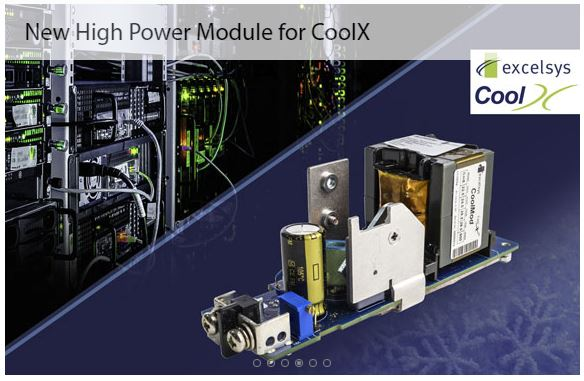 Excelsys CoolX 600W Bulk Power