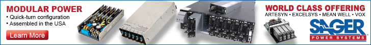 Sager Power Systems Modular Offering