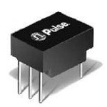 T6074NL Pulse Audio Transformer 1:1 1500Vrms 4Term. PC Pin Thru-Hole