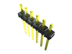 MTMM-130-08-S-D-315 Samtec 2MM TERMINAL STRIP