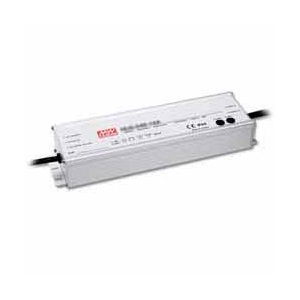 HLG-320H-48B MEAN WELL 320 W, SINGLE OUTPUT, 24-48 V@6.7 A LED LIGHTING METAL AC-DC POWER SUPPLY